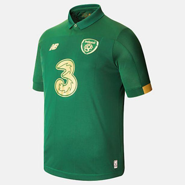 FA Ireland Home Junior Short Sleeve Jersey -tarjous hintaan 45,5€