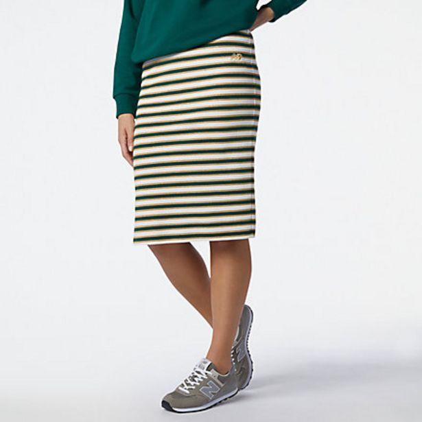 NB Athletics Metallic Thread Stripe Skirt -tarjous hintaan 60€