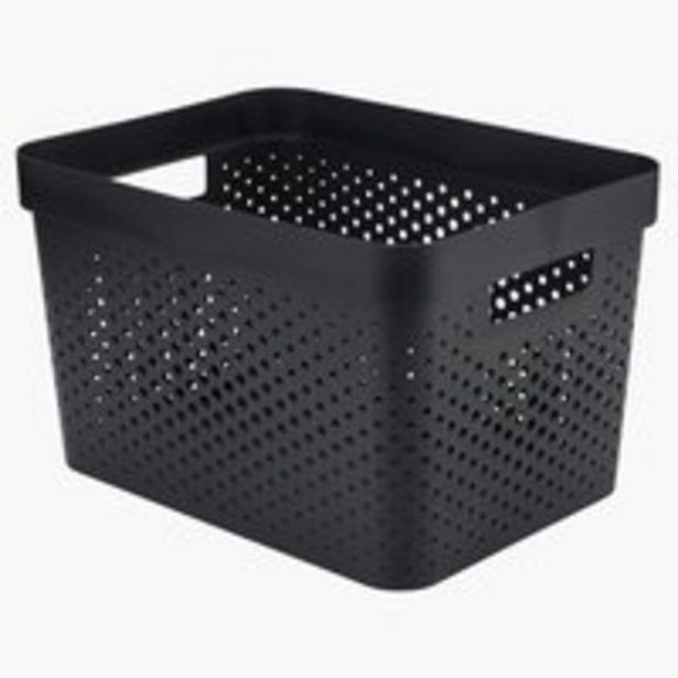 Kori INFINITY 17L muovi musta -tarjous hintaan 2€