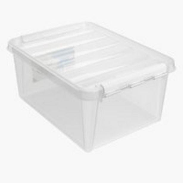 Säilytyslaatikko SMARTSTORE classic 15 -tarjous hintaan 2€