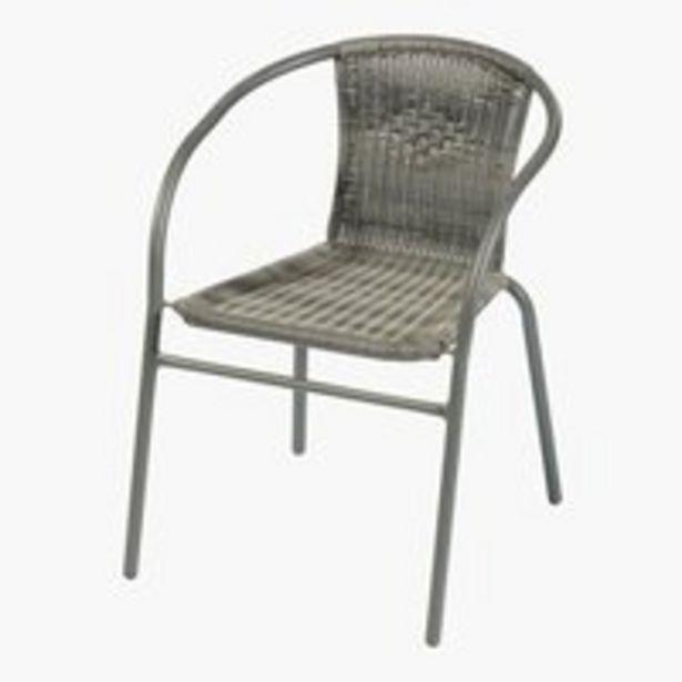 Pinottava tuoli GRENAA harmaa -tarjous hintaan 20€