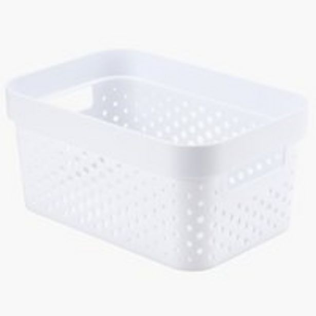 Kori INFINITY 4,5L muovi valkoinen -tarjous hintaan 2€