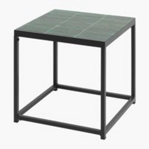 Sivupöytä UDSTRUP L45xP45xK45 vihreä -tarjous hintaan 79,99€