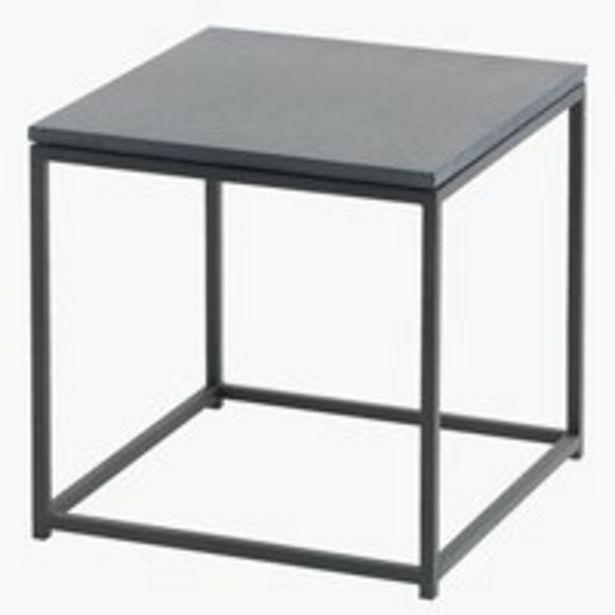 Sivupöytä OLDHUSE L45xP45xK45 musta -tarjous hintaan 54,99€