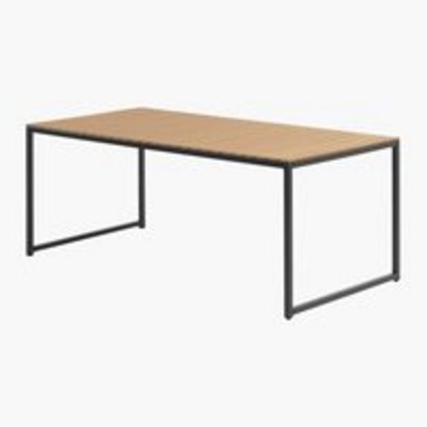 Pöytä DAGSVAD L90xP190 puunvärinen -tarjous hintaan 269€