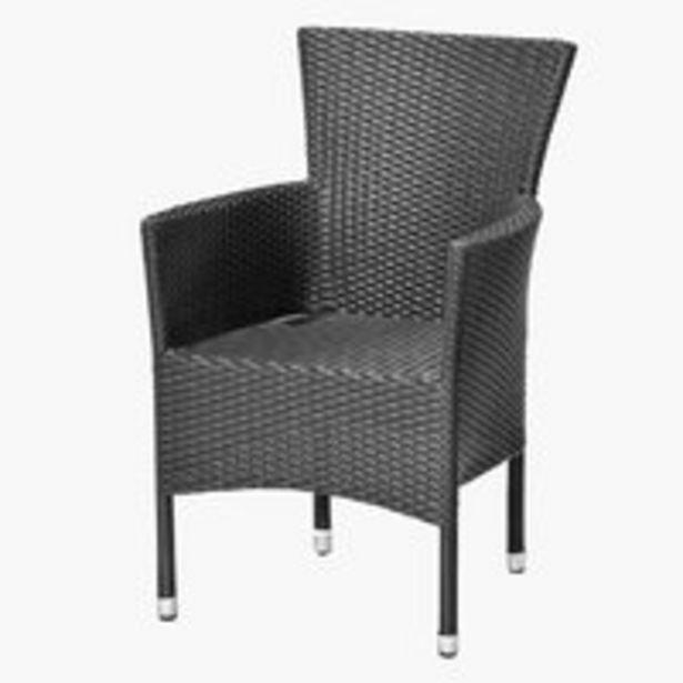 Pinottava tuoli AIDT musta -tarjous hintaan 64,99€