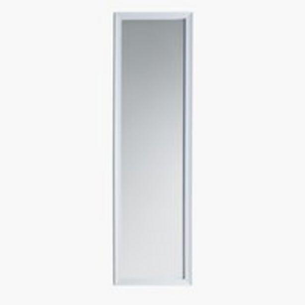 Peili BALSLEV 35x127 valkoinen -tarjous hintaan 20€