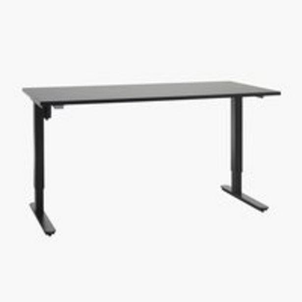 Korkeussäädet. pöytä SLANGERUP 80x160 mu -tarjous hintaan 449€
