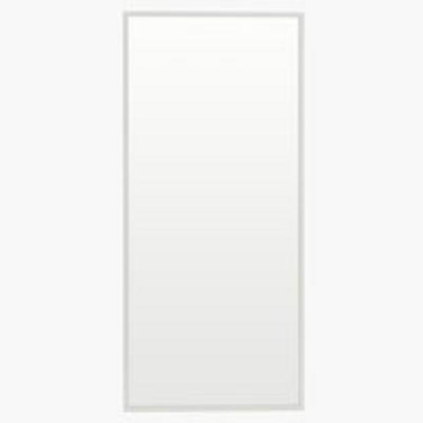 Peili OBSTRUP 68x152 valkoinen -tarjous hintaan 79,99€