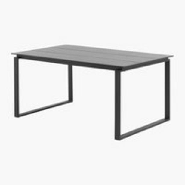 Pöytä KOPERVIK L95xP160 harmaa -tarjous hintaan 329€