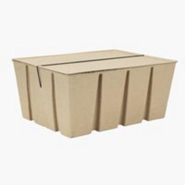 Säilytyslaatikko BJORK L40xP30xK18cm -tarjous hintaan 2€