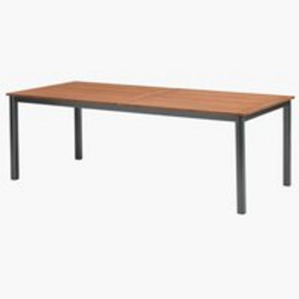 Pöytä YTTRUP L100xP210/300 kovapuu -tarjous hintaan 349€