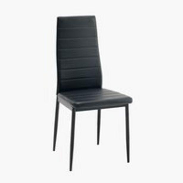 Ruokapöydän tuoli TOREBY musta -tarjous hintaan 20€
