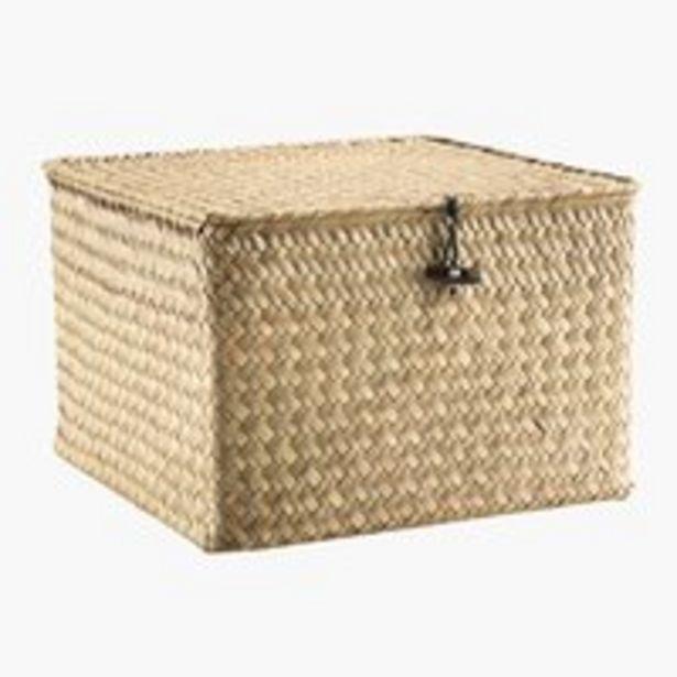 Säilytyslaatikko ALVIN L26xP26xK17cm -tarjous hintaan 2€