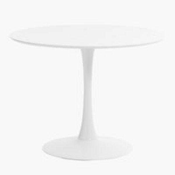 Ruokapöytä RINGSTED Ø100 valk. -tarjous hintaan 199€