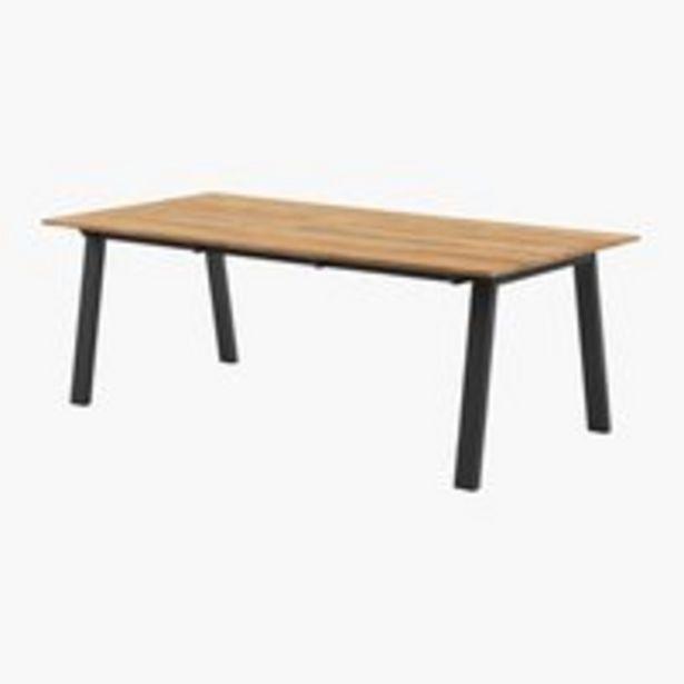 Pöytä BARSMARK L100xP210 tiikki -tarjous hintaan 649€