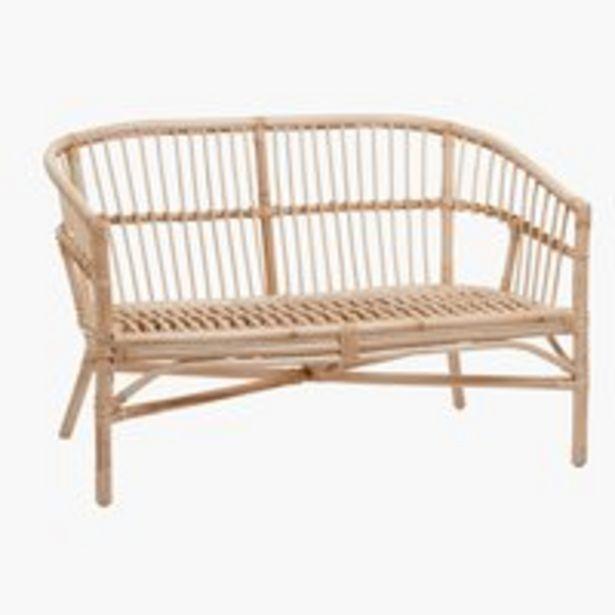 Sohva LISELEJE puunvärinen -tarjous hintaan 169€