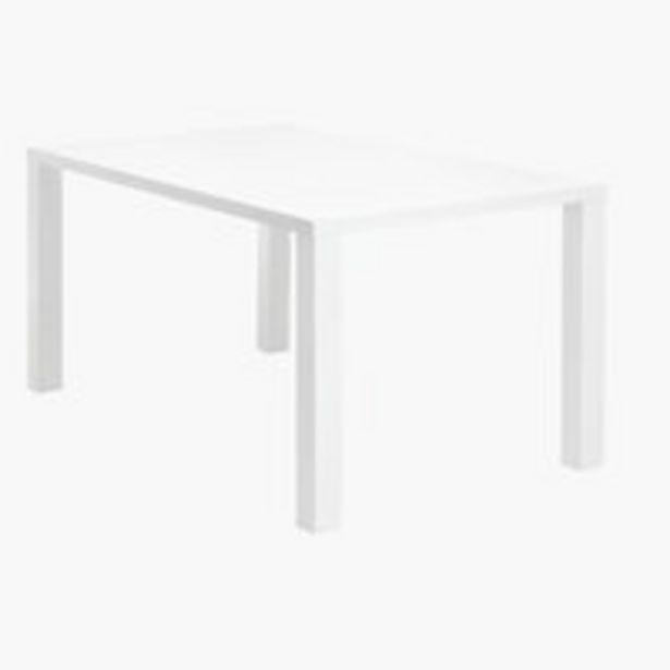 Ruokapöytä OMME 90x160 korkeakiilto -tarjous hintaan 349€