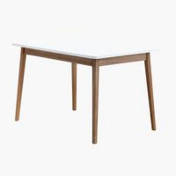 Ruokapöytä GAMMELGAB 80x120 tammi -tarjous hintaan 229€