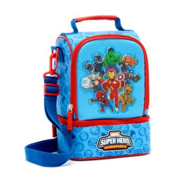 Disney Store Marvel Super Hero Adventures Lunch Bag -tarjous hintaan 18€