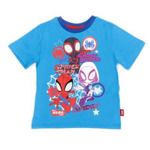 Disney Store Spider-Man and Friends T-Shirt For Kids -tarjous hintaan 15€