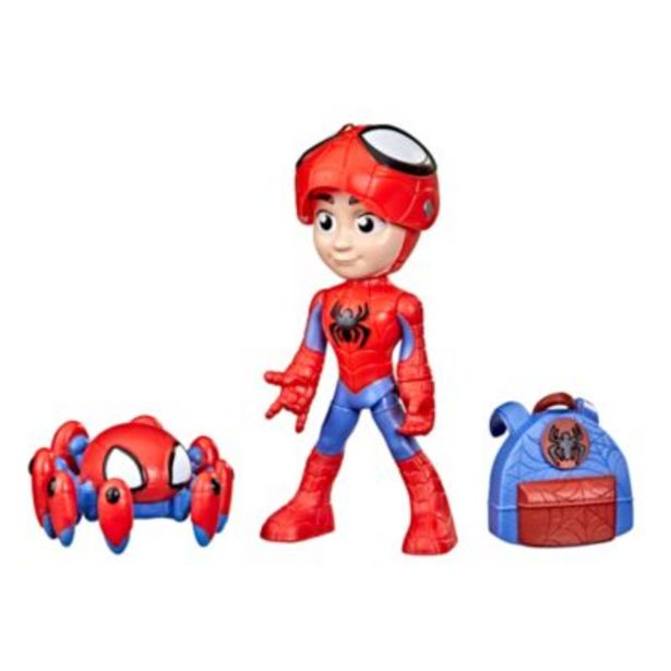 Hasbro Spidey and Trace-E Action Figures, Spidey and His Amazing Friends -tarjous hintaan 15€
