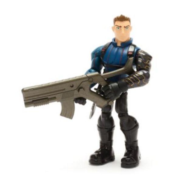 Disney Store Marvel Toybox Winter Soldier Action Figure -tarjous hintaan 11€