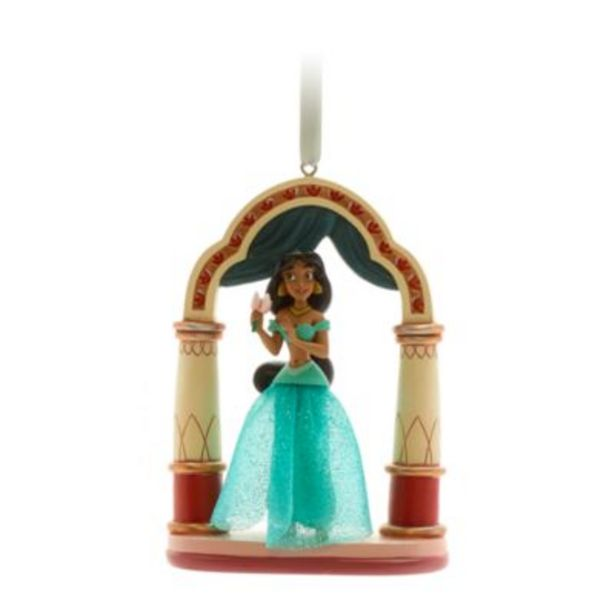 Disney Store Princess Jasmine Hanging Ornament, Aladdin -tarjous hintaan 18€
