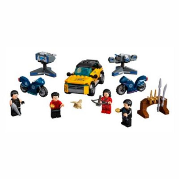 LEGO Marvel Escape from the Ten Rings Set 76176, Shang-Chi and the Legend of the Ten Rings -tarjous hintaan 35€