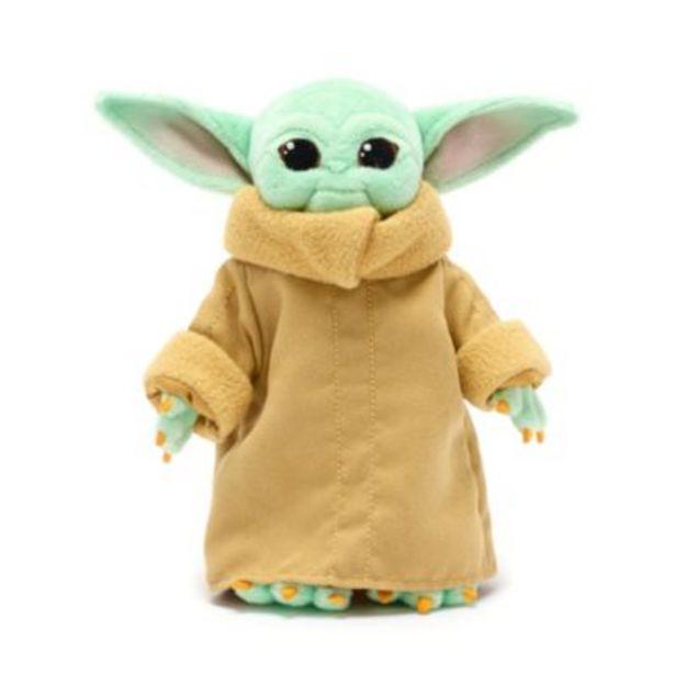 Disney Store Grogu Mini Bean Bag, Star Wars -tarjous hintaan 12,9€