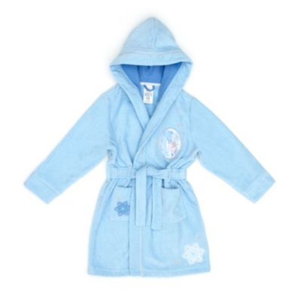 Disney Store Frozen 2 Bath Robe For Kids -tarjous hintaan 30€