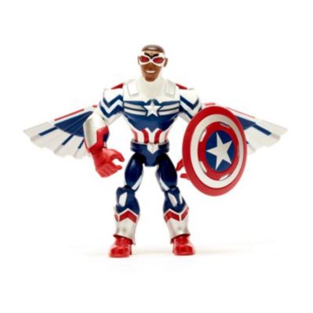 Disney Store Marvel Toybox Captain America Action Figure -tarjous hintaan 11€