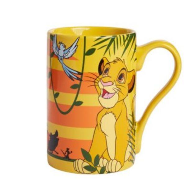 Disney Store Simba Mug, The Lion King -tarjous hintaan 13€