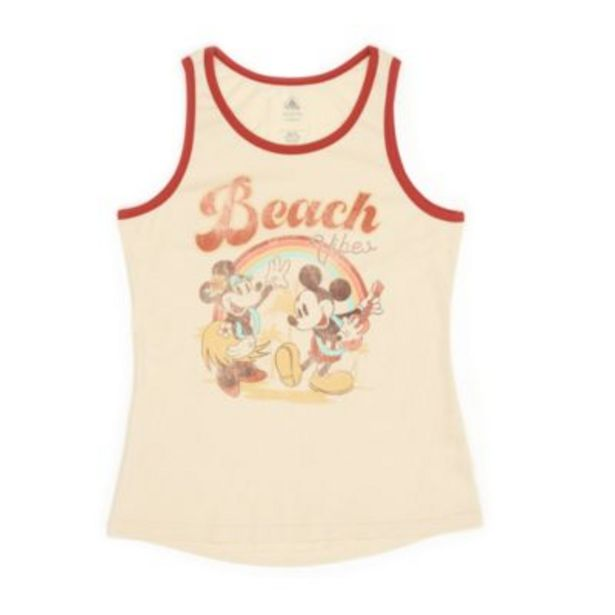 Disney Store Mickey and Minnie Tank Top For Adults -tarjous hintaan 10,8€