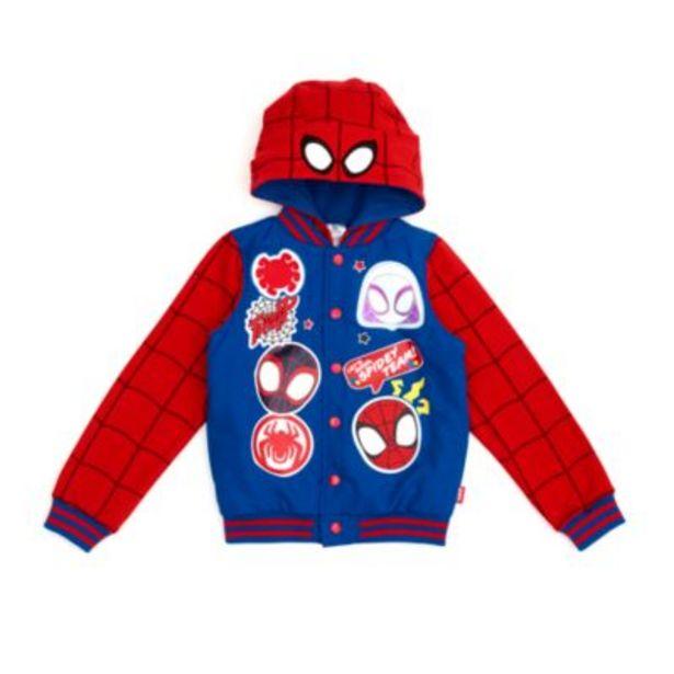 Disney Store Spider-Man Jacket For Kids -tarjous hintaan 36€
