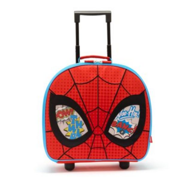 Disney Store Spider-Man Small Rolling Luggage -tarjous hintaan 45€