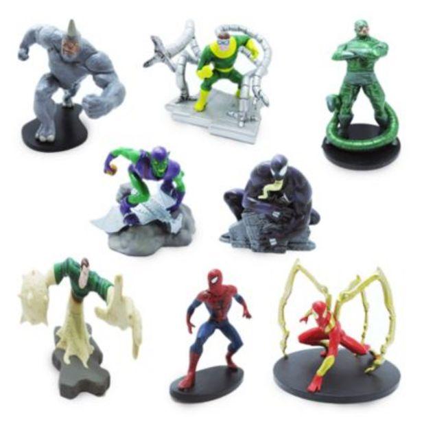 Disney Store Spider-Man Deluxe Figurine Playset -tarjous hintaan 35,9€