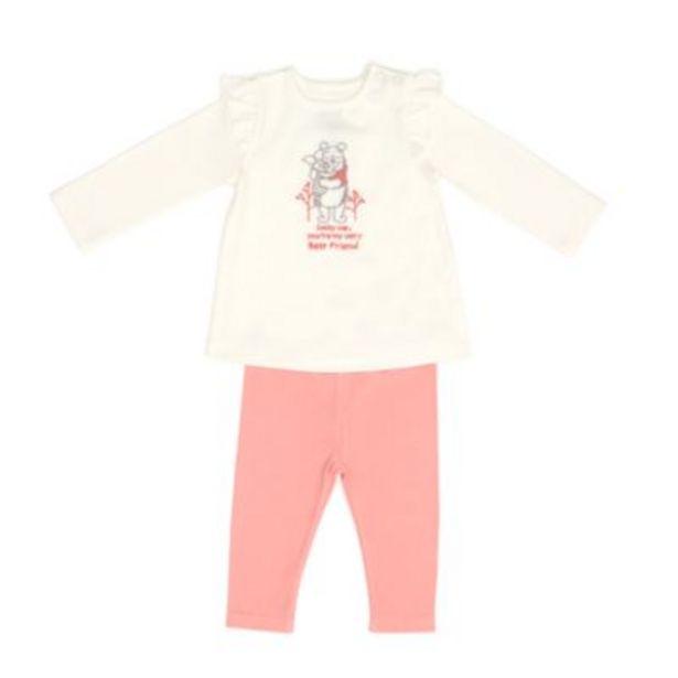 Disney Store Winnie the Pooh and Piglet Baby Top and Leggings Set -tarjous hintaan 14€