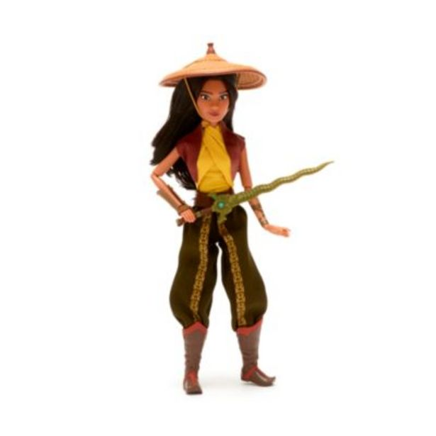 Disney Store Raya Classic Doll, Raya and the Last Dragon -tarjous hintaan 22€