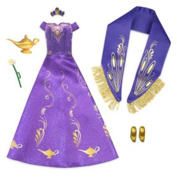 Disney Store Princess Jasmine Accessory Pack, Aladdin -tarjous hintaan 6€