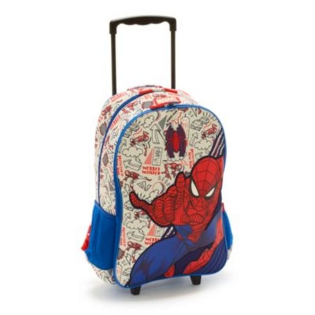 Disney Store Spider-Man Rolling Backpack -tarjous hintaan 32€