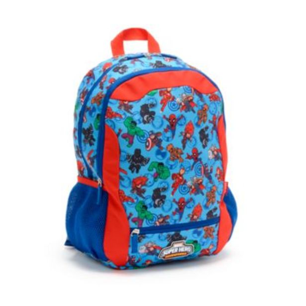 Disney Store Marvel Super Hero Adventures Backpack -tarjous hintaan 25€