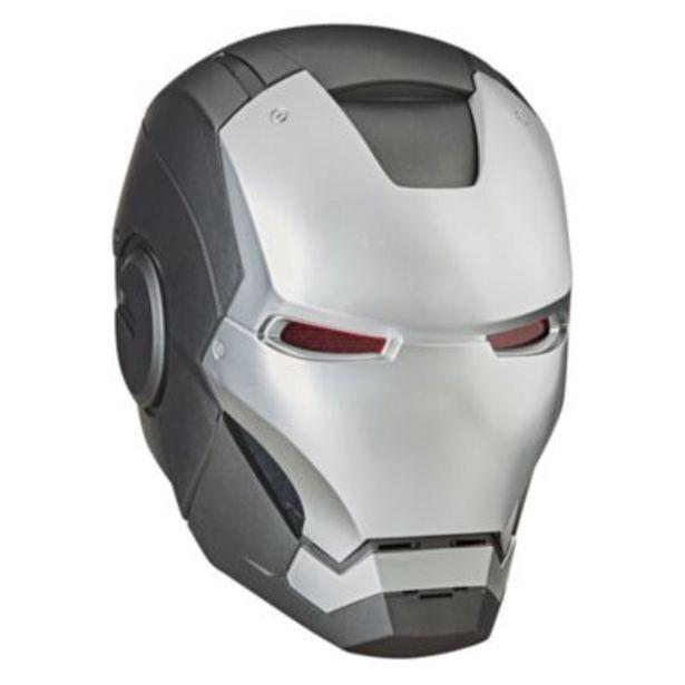 Hasbro War Machine Marvel Legends Series Premium Electronic Helmet -tarjous hintaan 125€