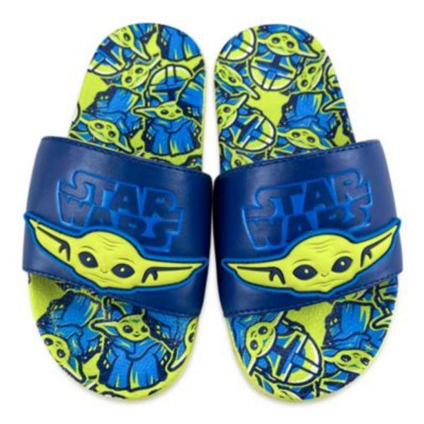 Disney Store Grogu Sliders For Kids, Star Wars -tarjous hintaan 9,6€