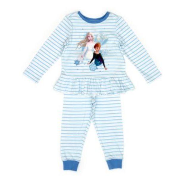 Disney Store Frozen Pyjamas For Kids -tarjous hintaan 18€