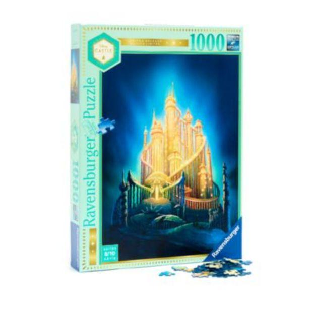 Ravensburger Ariel Castle Collection 1000 Piece Puzzle -tarjous hintaan 20€