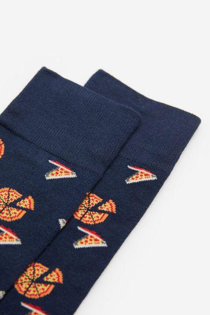 Pizza jacquard socks -tarjous hintaan 5,99€