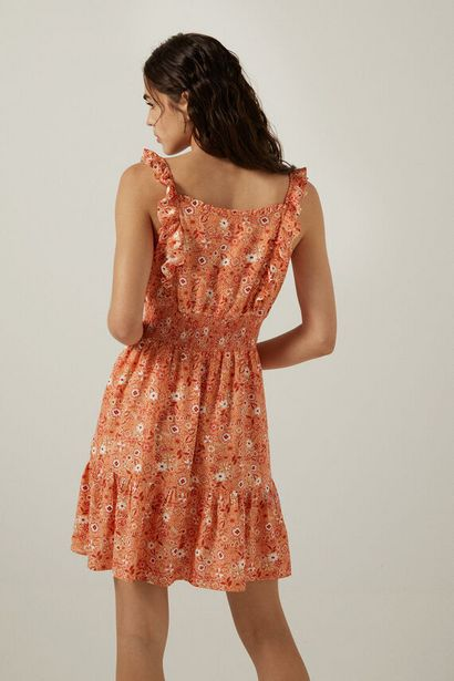 Ditsy floral smock dress -tarjous hintaan 29,99€