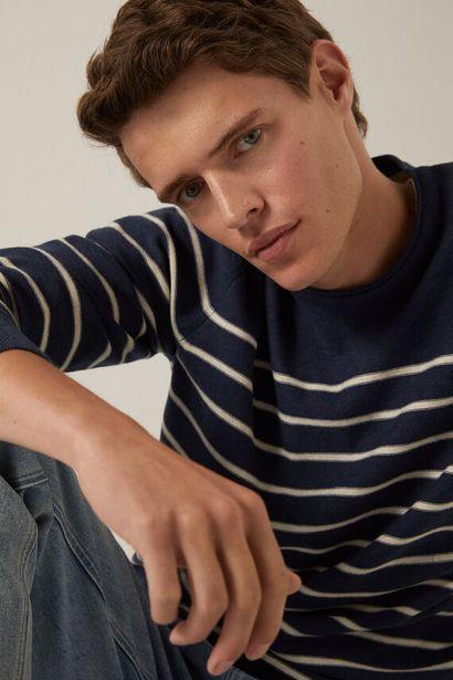 Navy-stripe jumper -tarjous hintaan 17,99€