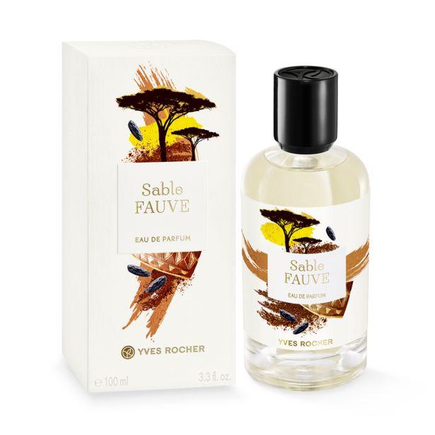Eau de Parfum - Sable Fauve, tonkapapu, bentsoehartsi, kistus, 100 ml -tarjous hintaan 47,9€